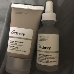 The ordinary bundle